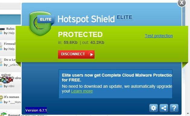 Hotspot shield free download 5 7