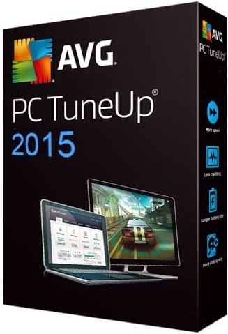 AVG PC TuneUp 2015 Crack and Serial Key Full Free Download