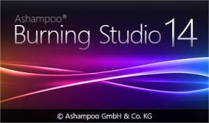 Ashampoo burning studio 14 Crack Licene Key Full Download