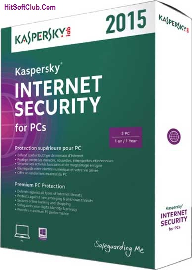Kaspersky Internet Security 2015 Activation Code Full Crack