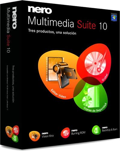 Nero Free Download DVD Burning Software 10+Serial Key