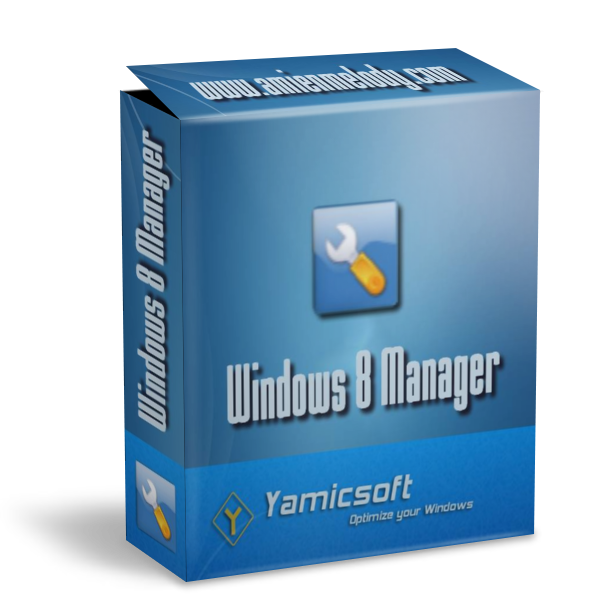 YamicSoft Windows 8 manager Cracked Full Free Download