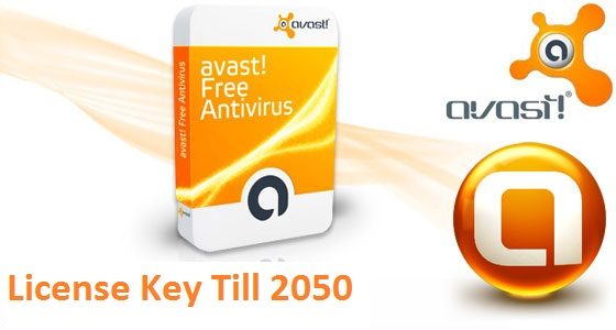 Avast Free Antivirus License Key Till 2050