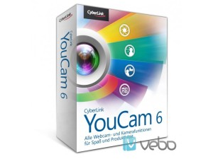 Free download Cyberlink Youcam 6 Deluxe full Crack Serial Key