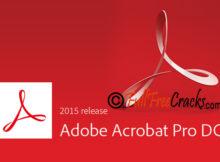 Adobe Acrobat Pro DC 2016 Crack