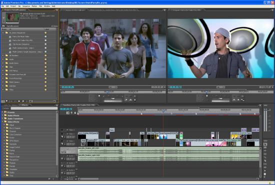Adobe Premiere Pro CS4 Crack Plus Keygen Free Download