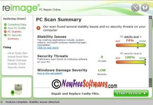 Reimage PC Repair 2017 Key + Crack License Key Free Download