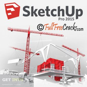 Sketchup Pro 2015 Crack incl License Key Serial Number