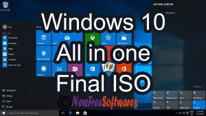 Windows 10 AIO (All in One) Activator Free Download