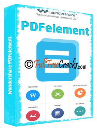 Wondershare PDFelement 6.0.3 Crack 2017