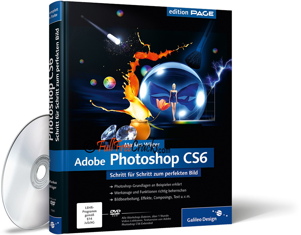 Adobe Photoshop CS6 Serial Number and crack Free Download