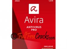 Avira Antivirus Pro 2017 Crack Full Keygen