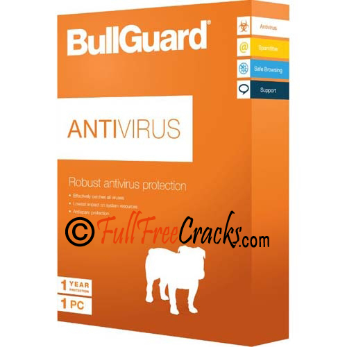 Bullguard Antivirus 2017 Serial Key Crack