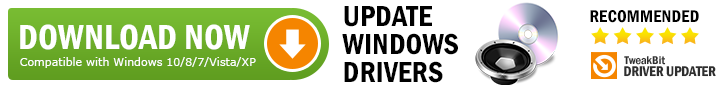 Update Windows Drivers. Download NOW