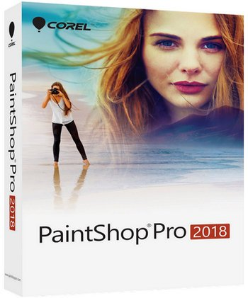 Corel PaintShop Pro 2018 Free Download