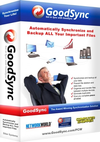 GoodSync Enterprise 10.5.7.7 Full Version Serial Key