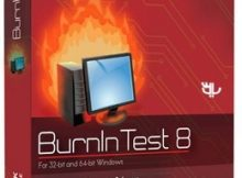 PassMark BurnInTest Pro 8.1 Build 1022 Crack Key Free Download