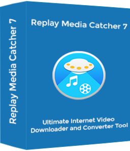 Replay Media Catcher 7