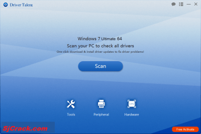Driver Talent PRO 6.5.56 Crack + Patch Free Download