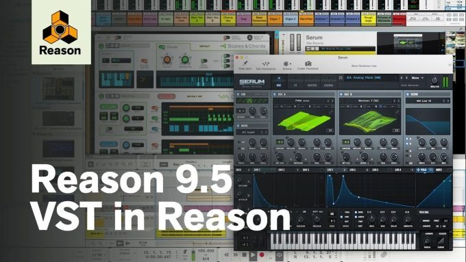 Reason 10 Crack + Serial Key [Mac + Win] Free Download