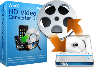 WinX HD Video Converter Deluxe 5.10.0 Crack + Serial Key 2017
