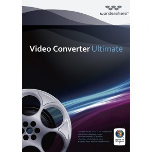 Wondershare Video Converter Ultimate 10.1.3.141 Crack & Serial Key