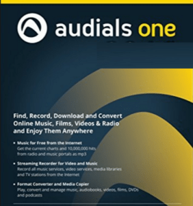 Audials One 2018 Crack + Serial Key Free Download