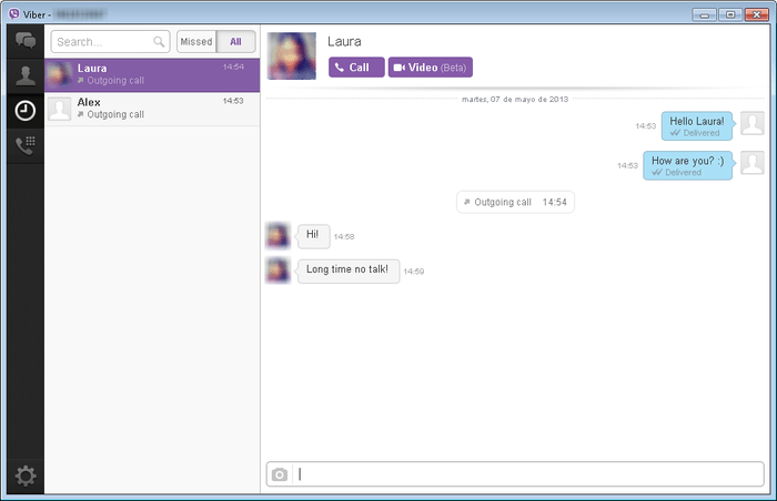 Viber 7.8 for Windows PC Latest Version Free Download