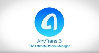 AnyTrans 6.1.0 Crack + License Code [Mac + Windows]