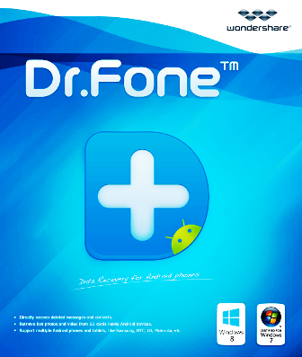 Wondershare Dr.Fone 9 Crack Toolkit For Android 2018