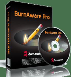 BurnAware Professional 10.7 Crack + Serial Key [Latest]