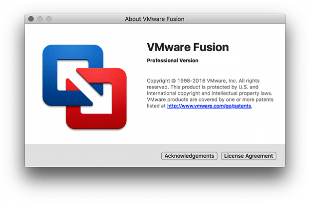 VMware Fusion Pro 10 Crack With Serial Keygen Full Version