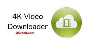 4k Video Downloader 4.4.1 Crack + License Key Free Download