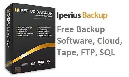 Iperius Backup 5.4.3 Crack + Keygen Free Download [Latest]
