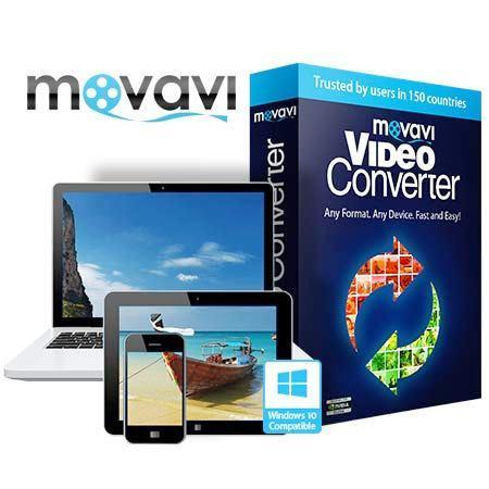 Movavi Video Converter 18.1.2 Crack [Win + Mac] Free Download