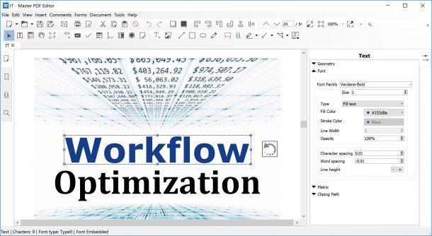 Master PDF Editor 4.3.89 Crack + Activation Code Free Download