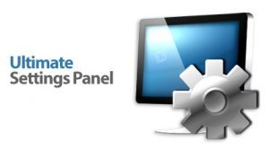 Ultimate Settings Panel 6.1 Crack + Full FREE Version Download