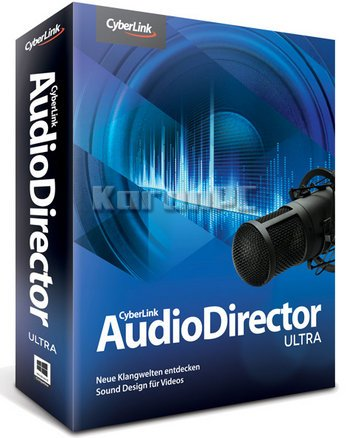 CyberLink AudioDirector Ultra 8 Crack Full Free Download