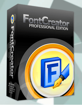 FontCreator Professional 11 Crack + Portable Free Download
