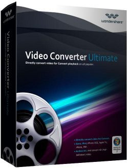 Wondershare Video Converter Ultimate 9 Crack + Serial Key 2018
