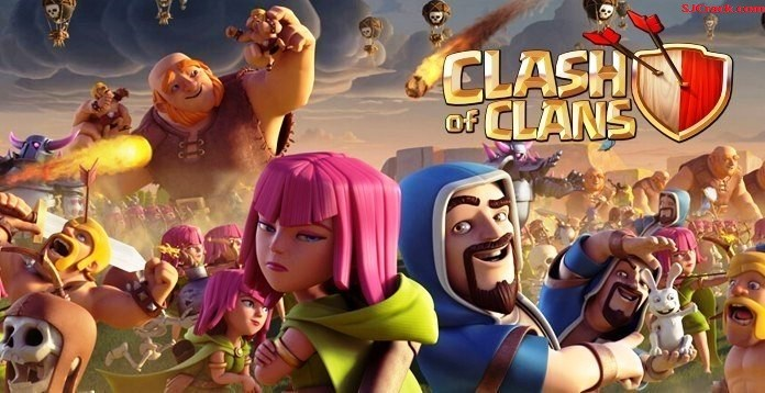 Clash of Clans 10.134.7 APK Incl Unlimited Gems Free Download