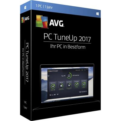 AVG PC TuneUp 2018 Crack + Keygen Full Free Download