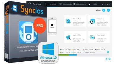 Syncios 6.3.4 Crack Professional Serial Key Free Download