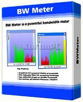 BWMeter 7.4.0 Crack + Serial Key 2018 [Updated]