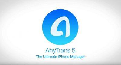 AnyTrans 6.3.6 Crack + License Code 2018 [Mac + Windows]