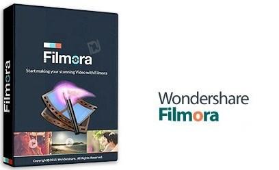 Wondershare Filmora 8.6.2.0 Crack + Registration Code 2018