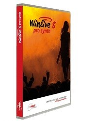 WinLive Pro Synth 8.1.06 Crack