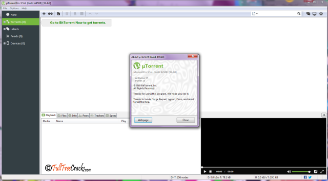 uTorrent 3.5.4 build 44508 Full Free Download