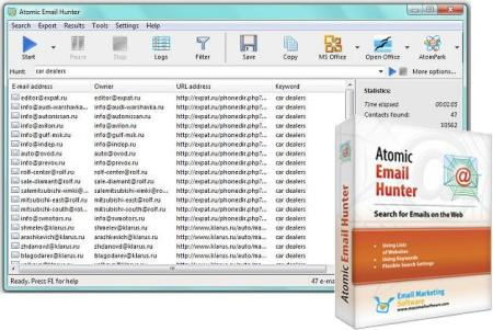 Atomic Email Hunter 14.4 Download Free Full Version