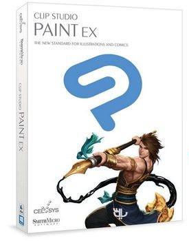 Clip Studio Paint EX 1.8.0
